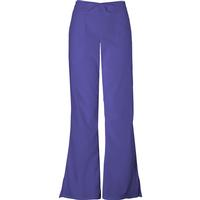 Cherokee Women's Grape Flare-Leg Drawstring Pant, , medium