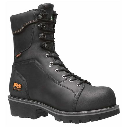 Timberland PRO Rip Saw Composite Toe CSA-Approved Puncture-Resistant Waterproof Logger, , large