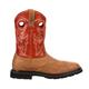 Rocky Farmstead Steel Toe Western Boot, , small
