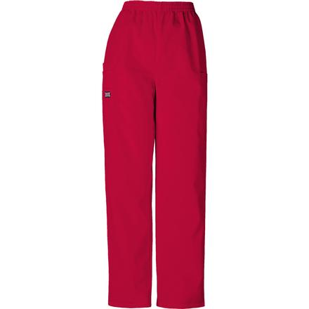 Cherokee Women's Red Utility Pant, , large