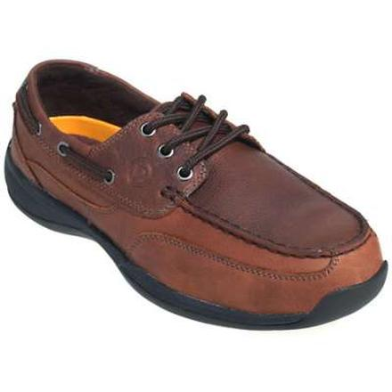 Rockport Works Sailing Club Steel Toe Boat Shoe, , large