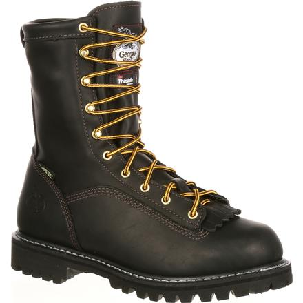 Georgia Boot Lace-to-Toe GORE-TEX® Waterproof Insulated Work Boot, , large