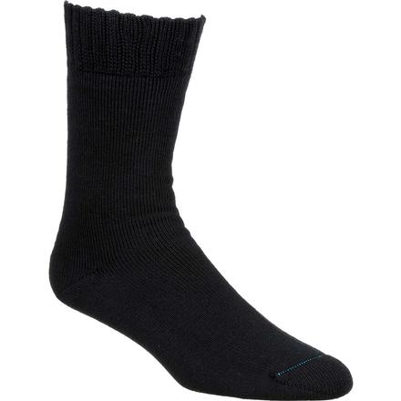 Steel Blue Bamboo Socks, , large