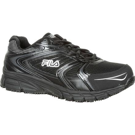 Fila Memory Reckoning Steel Toe Slip-Resistant Work Athletic Shoe, , large