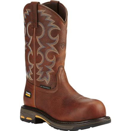 Ariat Workhog Women's Composite Toe Western Work Boot, , large