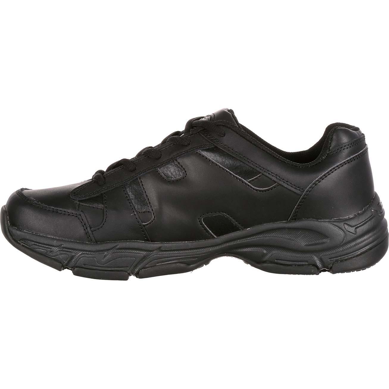 Dickies Men S Athletic Slip On Safety Work Shoe Black