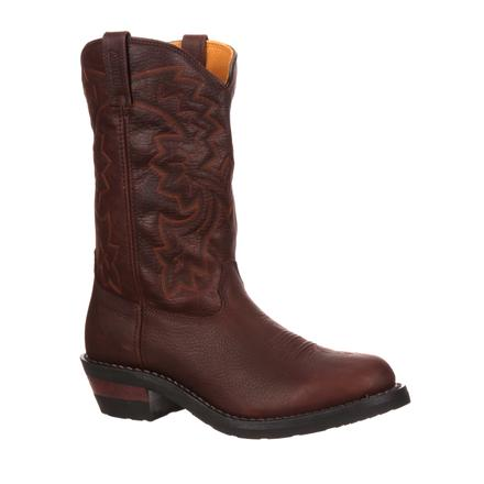 Rocky RanchMaster Waterproof Packer Western Boot, , large