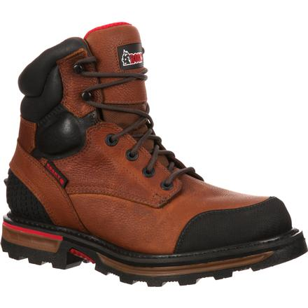 Rocky Elements Dirt Waterproof Work Boot, , large