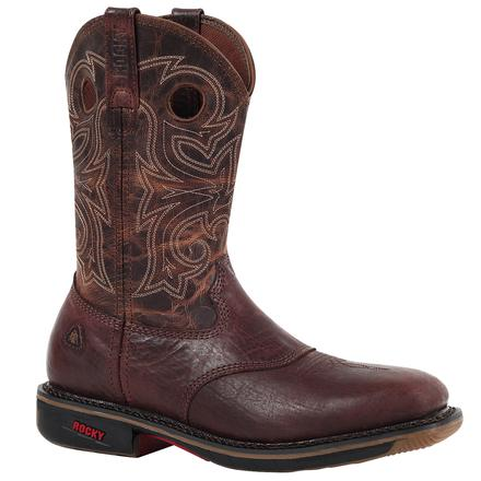 Rocky Ride Western Work Boot, , large