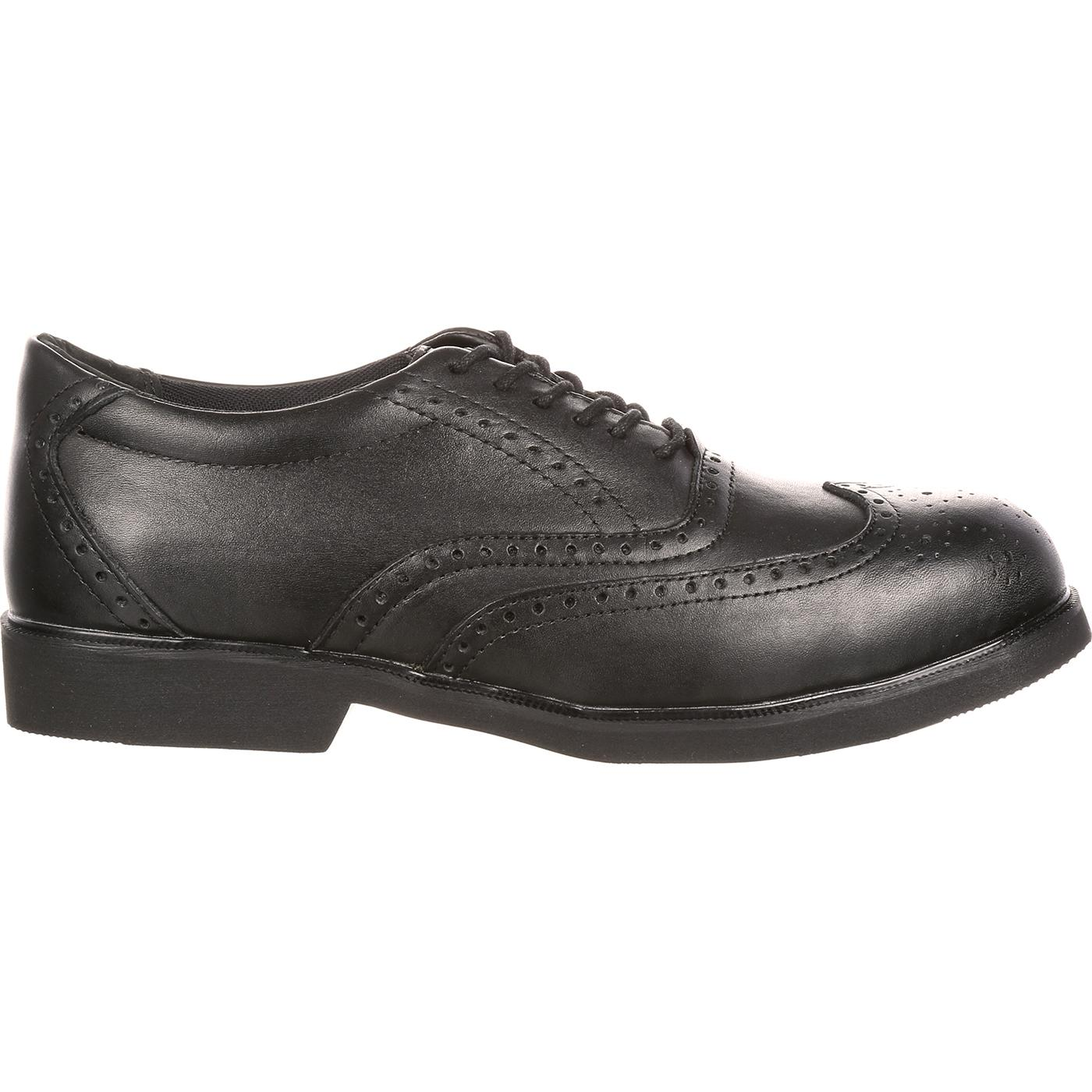 Rockport Rk Steel Toe Dress Wingtip Safety Shoes