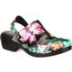 4EurSole Inspire Me Women's Patent Print Clog, , small