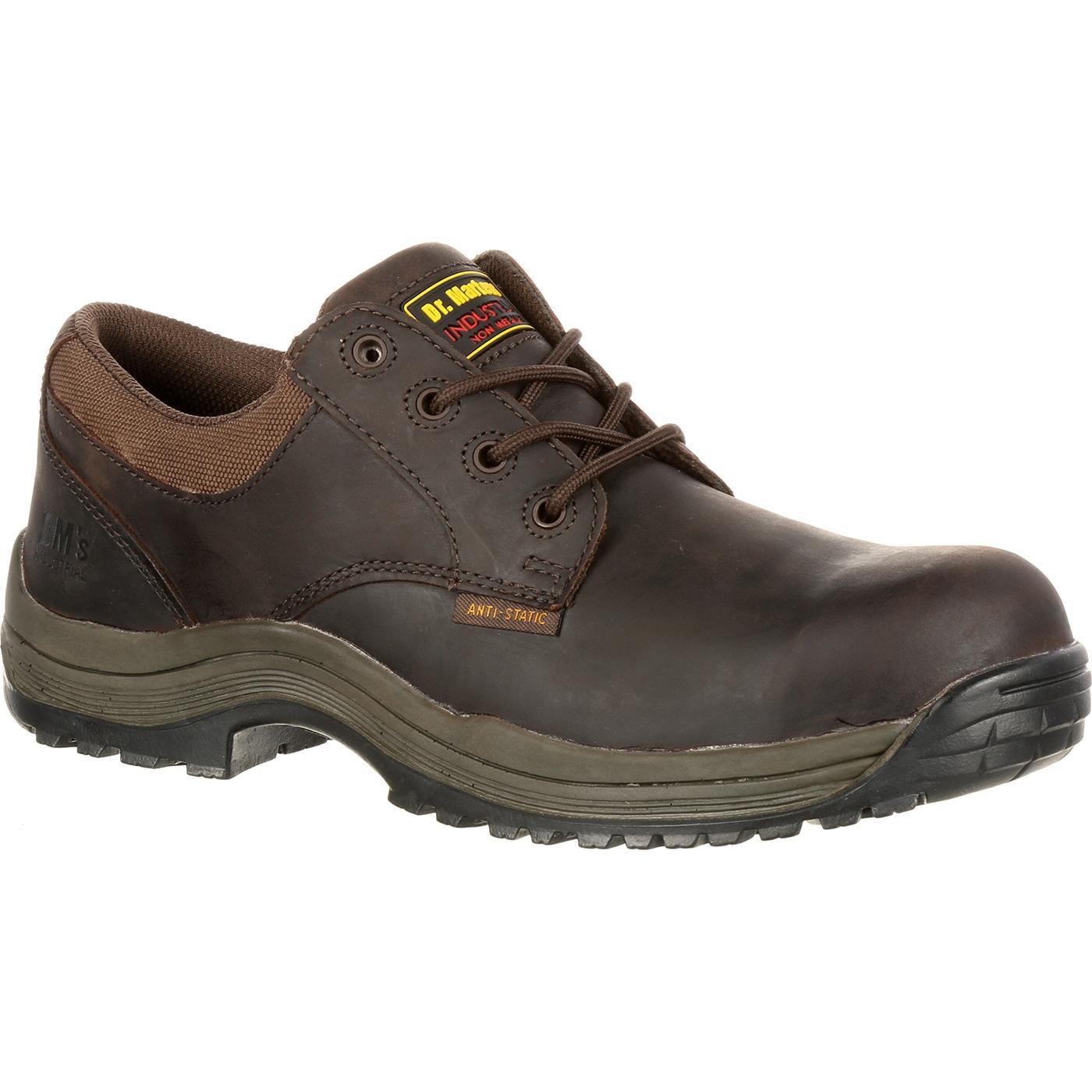 Mens Oxford Slip Resistant Shoes