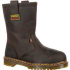 Dr . Martens Steel Toe Soft Internal Metatarsal Wellington Work Boot, , medium