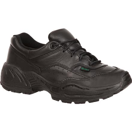 Women's 911 Athletic Oxford Duty Shoe, , large