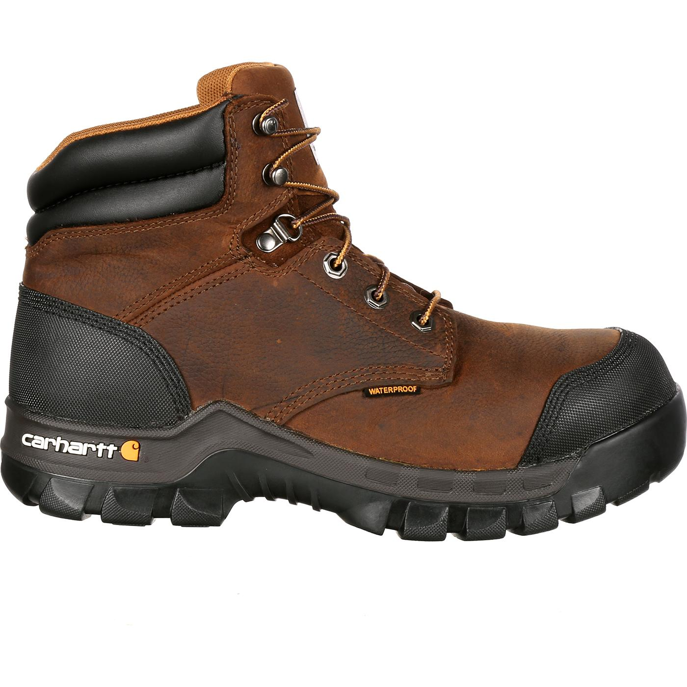 Carhartt Men S Hiker Waterproof Work Shoes