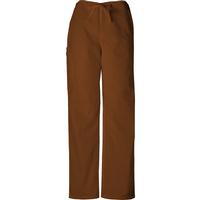 Cherokee Unisex Chocolate Drawstring Pant, , medium
