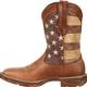 Lady Rebel by Durango Women's Faded Union Flag Western Boot, , small