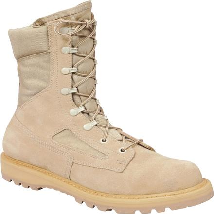 Rocky Desert Tan Steel Toe Military Boot, , large