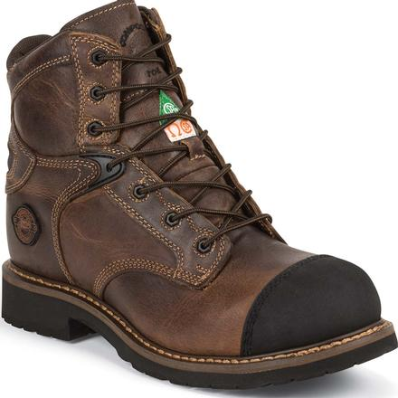 Justin Original Workboots Rugged Utah Worker II Composite Toe CSA-Approved Work Boot, , large