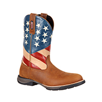 Rocky LT Western Flag Boot, , medium