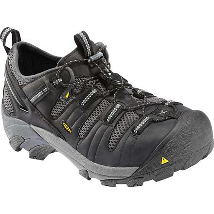 Keen Atlanta Cool Steel Toe Work Athletic Shoe, , large