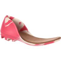4EurSole Inspire Me Women's Pink White Accessory Closed Back Footbed, , medium
