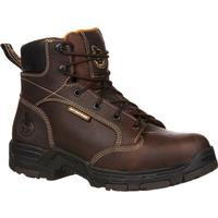 Georgia Boot Diamond Trax Steel Toe Puncture-Resistant Waterproof Work Boot, , medium