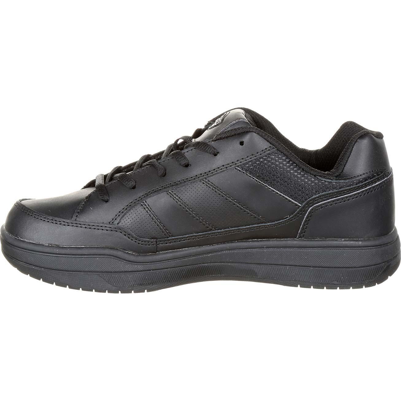 dickies slip resistant work skate shoe sr4215