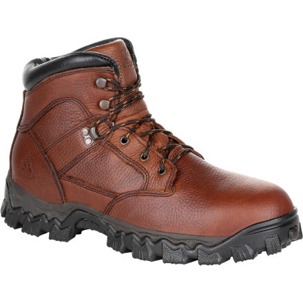 Rocky Waterproof Steel Toe Work Boot, , large