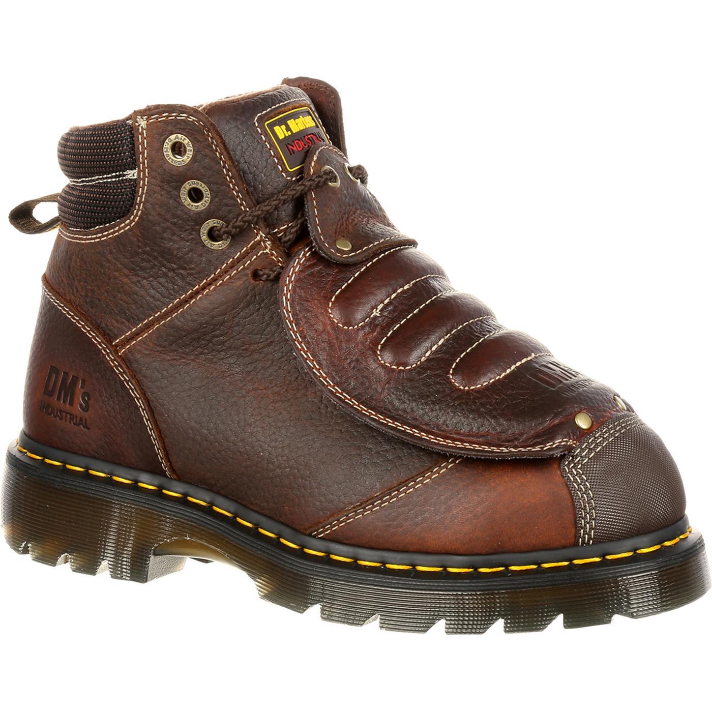 dr martens heritage steel toe metatarsal eh work boot