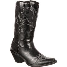 "Crush™ by Durango® 11"" Women's Peek-A-Boot Western"