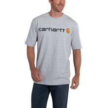Carhartt Short-Sleeve Logo T-Shirt