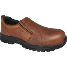 S Fellas by Genuine Grip Bearcat Men's Composite Toe Electrical Hazard Slip-On Work Shoe