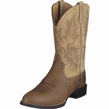 Ariat Heritage Stockman Western Boot