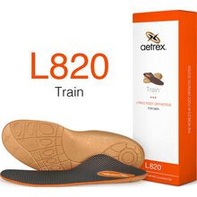 Aetrex Men's Train Flat/Low Arch Orthotic