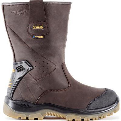 DEWALT® Titanium Men's 9 inch Steel Toe Electrical Hazard Waterproof Pull-on Work Boot, , large
