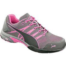 Puma Miss Safety Motion Celerity Knit Women's Steel Toe Static-Dissipative Work Athletic Shoe