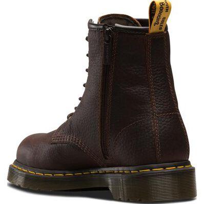 Dr. Martens Icon Maple Zip Women's Steel Toe Electrical Hazard Work Boot, , large