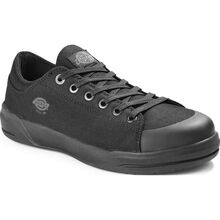 Dickies Supa Dupa Women's Steel Toe Electrical Hazard Canvas Work Shoes