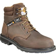 Carhartt Men's Electrical Hazard Leather Work Boots