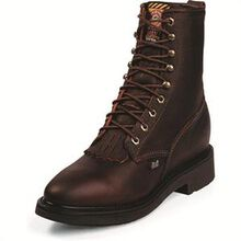 Justin Work Double Comfort Lacer Work Boot