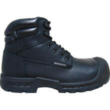 S Fellas by Genuine Grip Vulcan Men's Composite Toe Puncture Resistant Waterproof Work Boot