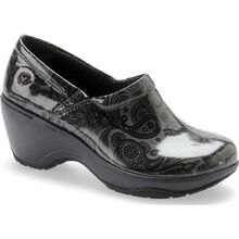 Nurse Mates Bryar Women's Slip-Resistant Slip-On Shoe
