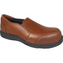 Genuine Grip Endrina Women's Camila Composite Toe Electrical Hazard Slip-Resisting Slip On Work Shoe