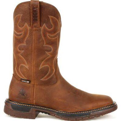 Rocky Original Ride FLX Waterproof Western Boot, , large