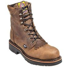Justin Work J-Max Steel Toe Lace-Up Work Boot