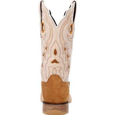 Durango® Lady Rebel Pro™ Women's Cashew & Bone Western Boot, , large