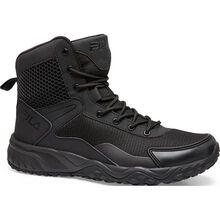 Fila Chastizer Men's 5 inch Side Zip Slip-Resistant Tactical Work Boot
