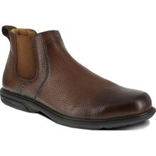 Florsheim Work Loedin Men's Brown Steel Toe Static-Dissipative Romeo Work Boot
