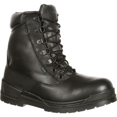 Rocky Eliminator eVent Waterproof 400G Insulated Public Service Boot, , large